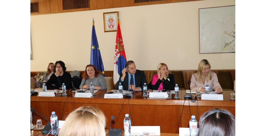 Predstavljeni preliminarni rezultati - Studija za Srbiju (Country report) u okviru projekta Detašman radnika u Istočnoj Evropi (EEPOW)