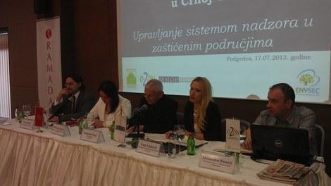Okrugli sto o sistemu ekološke bezbednosti u Crnoj Gori
