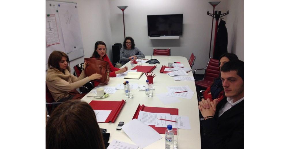 Fokus grupa sa urednicima i novinarima: Izvještavanje o NATO-u