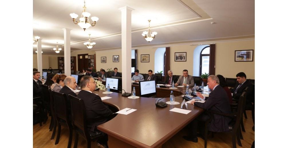 Potpisan Memorandum o saradnji između Centra za strateške studije iz Azerbejdžana i IJP
