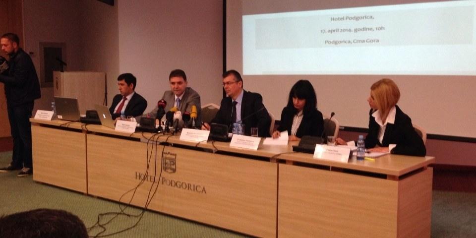 """Međunarodna konferencija """"Ekonomska saradnja Crne Gore i Azerbejdžana: partnerstvo za budućnost"""""""