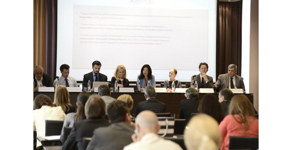 Otvaranje Instituta za javnu politiku u Ljubljani