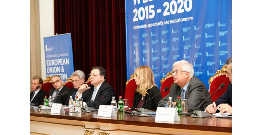 Evropska unija i Zapadni Balkan 2015-2020: šanse partnerstva i obostrane nedoumice