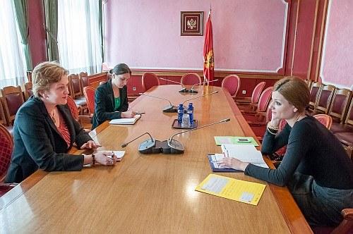 Saradnja sa Odborom za rodnu ravnopravnost