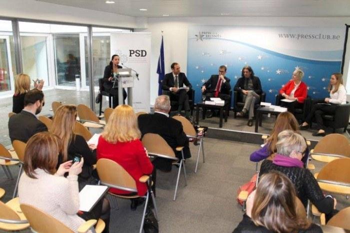 Media Clientelism Index presented in Brussels: Croatia behind Serbia
