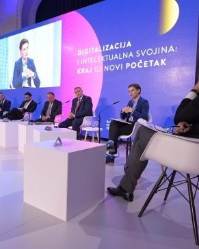 """Održana konferencija """"Digitalizacija i intelektualna svojina: Kraj ili novi početak"""""""