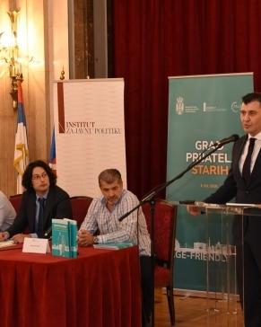 """Održana konferencija povodom završetka projekta """"Grad prijatelj starih"""""""