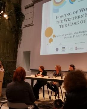 EEPPOW projekat – Institut za javnu politiku na završnoj konferenciji projekta u Ljubljani