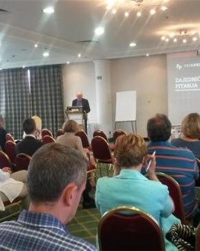 """Konferencija za medije Tko čuva čuvare demokratije? Mediji i medijsko okruženje u 6 zemalja JI Evrope"""""""