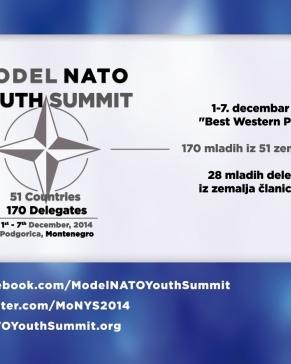 Model NATO Youth Summit, Montenegro 2014