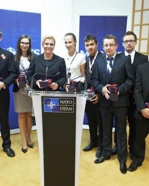 Otvaranje prve globalne NATO simulacije samita za mlade u Podgorici