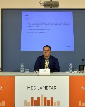 Promocija drugog broja Kvartalnog Medijametra - Analiza štampanih medija u Srbiji