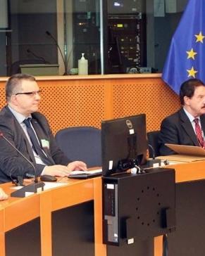Kvartalni Medijametar predstavljen u Evropskom Parlamentu