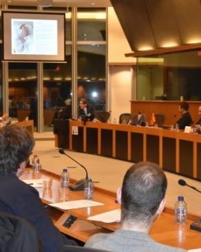 Javna rasprava u Evropskom parlamentu: mjerenje klijentelizma u medijima