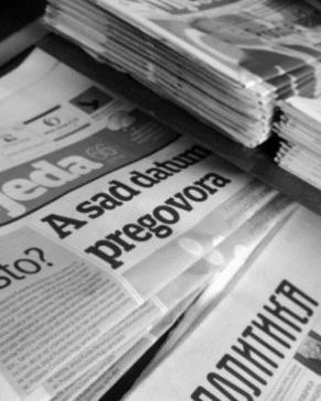 Selena Tasić: Slučaj Pobjeda-Proces privatizacije dnevnih novina sa najdužom tradicijom u Crnoj Gori