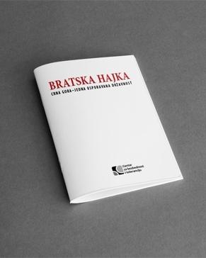 BRATSKA HAJKA - studija