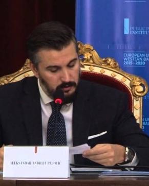 Govor Aleksandra Andrije Pejovića na konferenciji EU I ZAPADNI BALKAN 2015-2020, 5.12.2014.