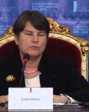 Govor Ivanke Popović na konferenciji EU I ZAPADNI BALKAN 2015-2020, 5.12.2014.