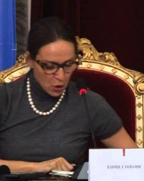 Govor Radmile Vojvodić na konferenciji EU I ZAPADNI BALKAN 2015-2020, 5.12.2014.